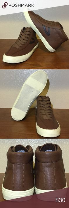 Tretorn Great Vintage shoe!! Very stylish!!! I have a size 11 & 12men. Brand new!!! Tretorn Shoes Sneakers