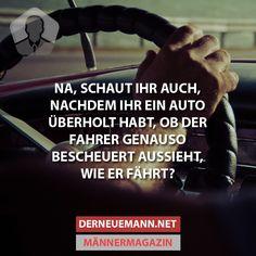 Auto überholt #derneuemann #humor #lustig #spaß #auto