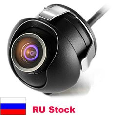 Low Price $10.99, Buy Factory Promotion CCD HD night vision 360 degree For Car rear view camera front camera front view side reversing backup camera