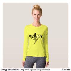 Energy Thunder NB Long Sleeve Top Shirt