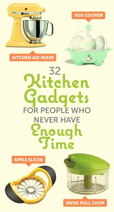 32 Kitchen Gadgets For People Who Never Have Enough Time