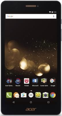 """Планшет Acer Iconia Talk S A1-734 7"""" 16Gb черный Bluetooth Wi-Fi 3G LTE Android NT.LCCEE.002 NT.LCCEE.002  — 11790 руб. —  Бренд: Acer, Диагональ экрана: 7, Разрешение экрана (макс.): 1280 х 720, Встроенная память: 16Gb, Оперативная память: 2048, Беспроводная связь: LTE, Операционная система: Android, Особенности: GPS, Цвет корпуса: черный"""