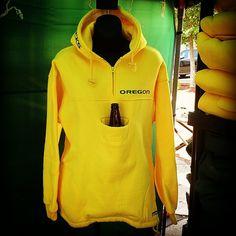 Tailgate hoodie #GoDucks