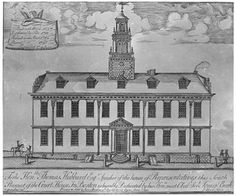 Boston 1775: Details of the First Stamp Act Protest