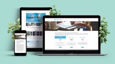 Responsive Web Design and Development for Bright Blue by Howell Edwards Ltd.