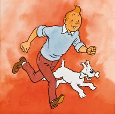 View past auction results for Hergé on artnet