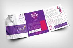 #Brochure Design for Spring Med Spa