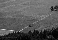 lonely farmhouse by juergen-kramer
