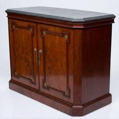 19th Century English Regency Two-Door Cabinet 5