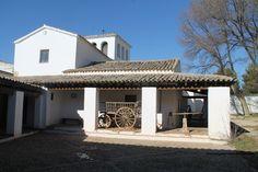 Patio de la casa de Dulcinea del Toboso (Toledo)