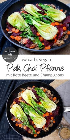 Pak Choi Pan low carb vegan A great low carb recipe for lunch or dinner. low carb / lchf / keto nutrition / change of diet Pak Choi Pan low carb vegan A great low carb recipe for lunch or dinner. low carb / lchf / keto nutrition / change of diet Filling Low Calorie Meals, Low Calorie Meal Plans, Healthy Low Calorie Meals, Low Carb Lunch, Low Calorie Recipes, Clean Recipes, Easy Healthy Recipes, Lunch Recipes, Diet Recipes