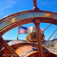 Eagle. USCG Gloucester, MA