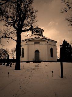 Silvbergs kyrka 28 jan 2013