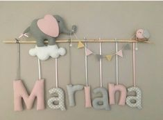 New diy baby mobile ideas feltro Ideas Neue diy Baby-Handy-Ideen feltro Ideas Baby Crafts, Felt Crafts, Diy And Crafts, Baby Pillows, Baby Room Decor, Baby Sewing, Diy For Kids, Sewing Projects, Diy Baby