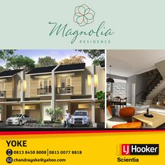 Magnolia Residence - developed by PT Selasih Safar [ INTILAND Group ] - Jan 2015