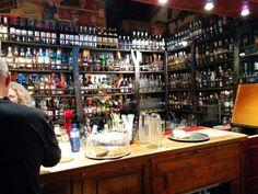 Bar cafe skala