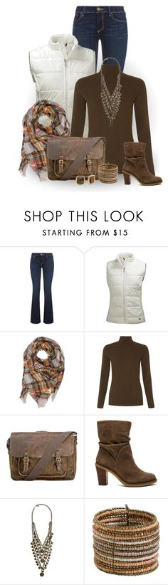 """""""Casual Style"""" by stileclassico ❤ liked on Polyvore featuring True Religion, Helly Hansen, People Tree, Patricia Nash, Vince Camuto, Ettika, Zad, Chico's, casual and scarf"""