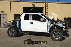 Ford Raptor that got the full treatment.
