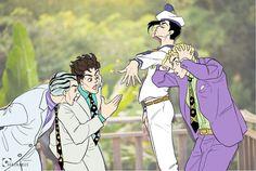 Jojo's Bizarre Adventure, Yoshikage Kira, Animes On, Jojo Parts, Jojo Anime, Jojo Memes, Killer Queen, Cursed Images, Jojo Bizarre