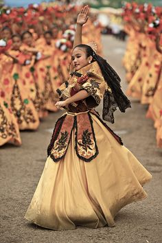 Festival Princess by Tristan Dumlao on 500px