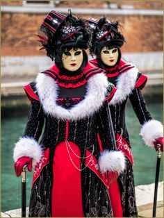 Photos Costumes Carnaval Venise 2016 | page 21