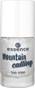 mountain calling - snow top coat 01 snow alert! - essence cosmetics