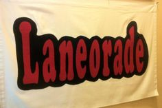 Banner I made my son