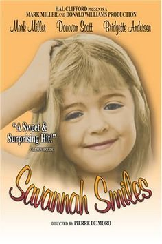 """Savannah Smiles- i vaguely remember this movie. except i loved the girl's name and swore i was gonna name my daughter """"savannah"""" one day. no daughter, so no savannah. Savannah Smiles, Savannah Chat, Old Movies, Great Movies, Movies Showing, Movies And Tv Shows, Utah, Family Movie Night, Family Movies"""