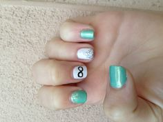 Nails on Pinterest | 34 Pins on infinity nails, anchors ...