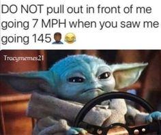 Yoda Meme, Yoda Funny, Funny Photos, Best Funny Pictures, Funny Memes, Jokes, Movie Memes, I Go To Work, Work Memes