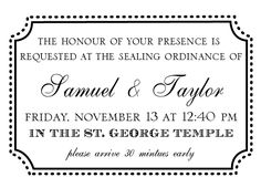 Taylor and Samuel Traditional Wedding Invitations, Elegant Wedding Invitations, Invitation Maker, The St, Announcement, Classic, Derby, Classic Books