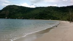 Praia de Paraty Mirim, março de 2014 - Outono