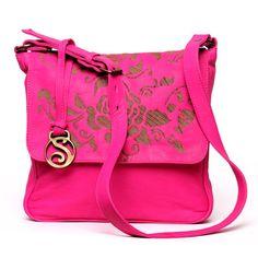 Rebel Rose Messenger   Shuvi-Luna   Mexican designer  #Bags #Bolsas  #MomsDay #RegalosMamá
