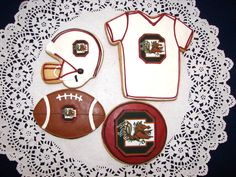 University of South Carolina cookies