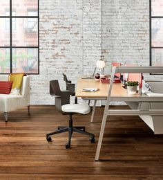 When designing spaces for today's employee, the best result is human-centered; a workplace crafted to mentally excite and engage, physically comfort and emotionally support busy workers.