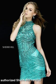 Sherri Hill 50513 Sherri Hill Miss Priss Prom and Pageant store, Lexington, Kentucky, largest selection of Sherri Hill prom gowns