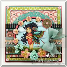 BrossARTaddiction: It's Your Day! Wee Stamps Guest Designer for July!