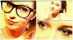 Easy makeup Tutorial for Glasses #makeup #tutorial #blog