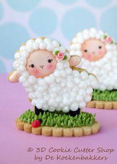 De koekenbakkers lamb