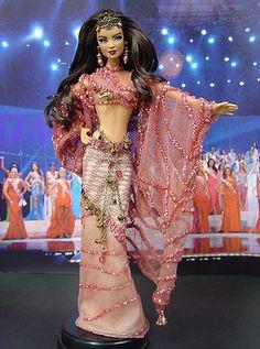 OOAK Barbie NiniMomo's Miss Israel 2011