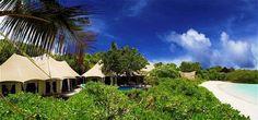 Banyan Tree Madivaru - North Ari, Maldives Atolls, Maldives - Luxury Hotel Vacation from Classic Vacations Camping Resort, Luxury Tents, Luxury Hotels, Maldives Resort, Leading Hotels, Beach Holiday, Travel And Tourism, Natural Wonders, Hotels And Resorts