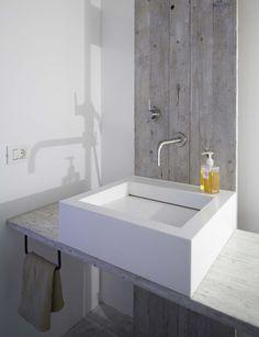 modern Bathroom by destilat Design Studio GmbH Guest Bathroom Remodel, Bathroom Renovations, Decorating Bathrooms, Modern Bathroom, Small Bathroom, Bathroom Ideas, Shower Ideas, Bathroom Showers, Bad Styling