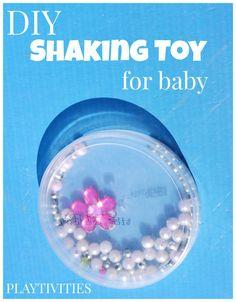Make Toy for Baby. Round 3 » PLAYTIVITIES