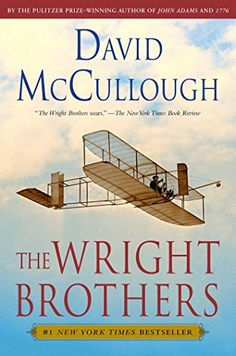 The Wright Brothers by David McCullough https://www.amazon.com/dp/B00LD1RWP6/ref=cm_sw_r_pi_dp_rY.wxbD7AWM0Y
