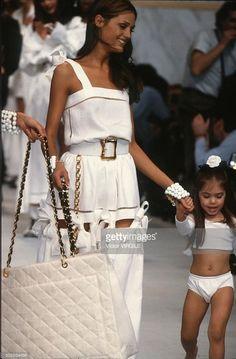 Yasmin Le Bon - CHANEL, 1992