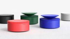 Bebop 360° Bluetooth Speaker Blossoms in Sound - Design Milk