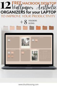 Macbook Desktop Wallpaper Aesthetic Freebies that are truly Stunning