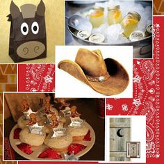 kids country party ideas