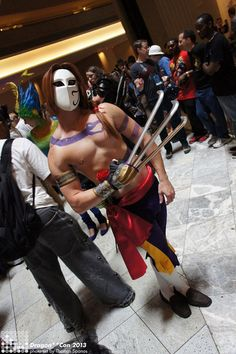 Vega #cosplay | Dragon Con 2013