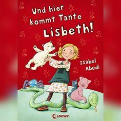 Aus dem Leben der frechsten Tante der Welt erzählt die beliebte Kinderbuchfigur Lola - und wünscht viel Vorlesespaß für die ganze Familie! Thing 1, Cover, Books, Aunts, Figurine, World, Funny, Life, Libros